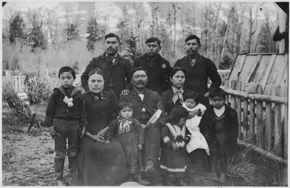 indian-csalad-alaszkaban