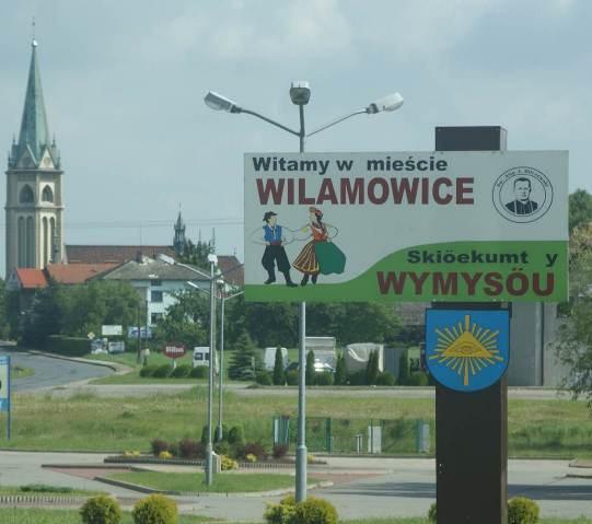 wilamowice-varos